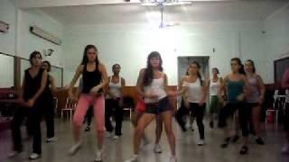 Descontrol- Daddy Yankee / Clases de Reggaeton/ Instituto GB Ritmos (Principiantes)