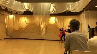 Rob Sabroson y Sayorita - Bachata Japan Championship