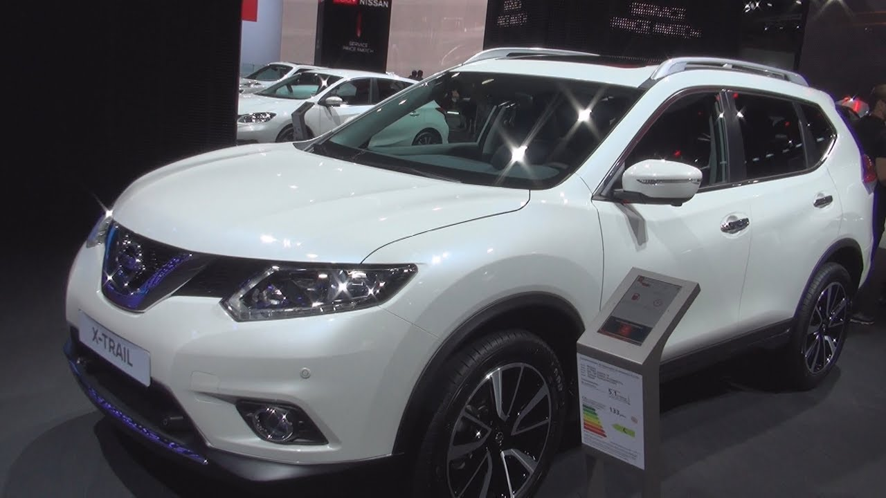 nissan x trail n connecta 1 6 dci 130 2017 exterior and interior youtube. Black Bedroom Furniture Sets. Home Design Ideas