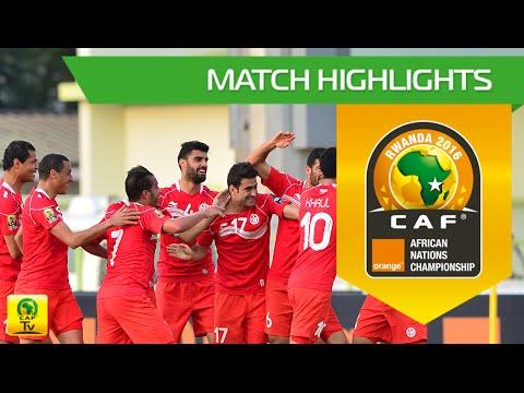 Niger vs Tunisia | Orange African Nations Championship, Rwanda 2016