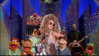 Lady Gaga Venus -- The Muppets Holiday Spectacular !!
