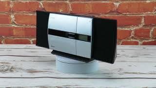 soundmaster DISC5000 Wall Mountable Bluetooth CD Micro HiFi System