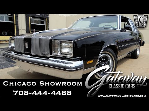 1979 Oldsmobile Cutlass Supreme Brougham - Gateway Classic Cars #1659 Chicago