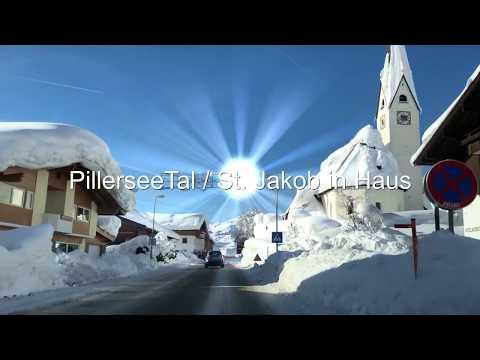 Schnee-Chaos und Sonne in Tirol Januar 2019 (4:21)