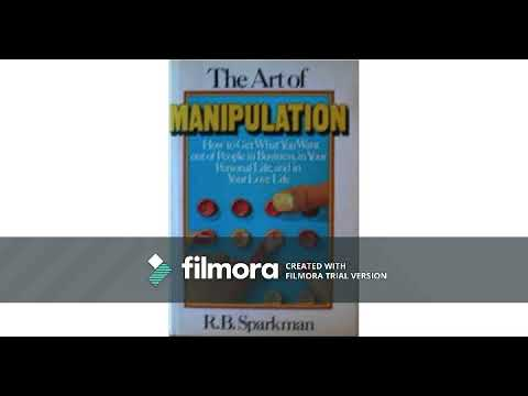 The Art of Manipulation Audiobook (Full)