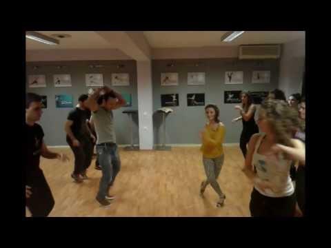 Salsa Classes @ Step Up Dance Studio Thessaloniki