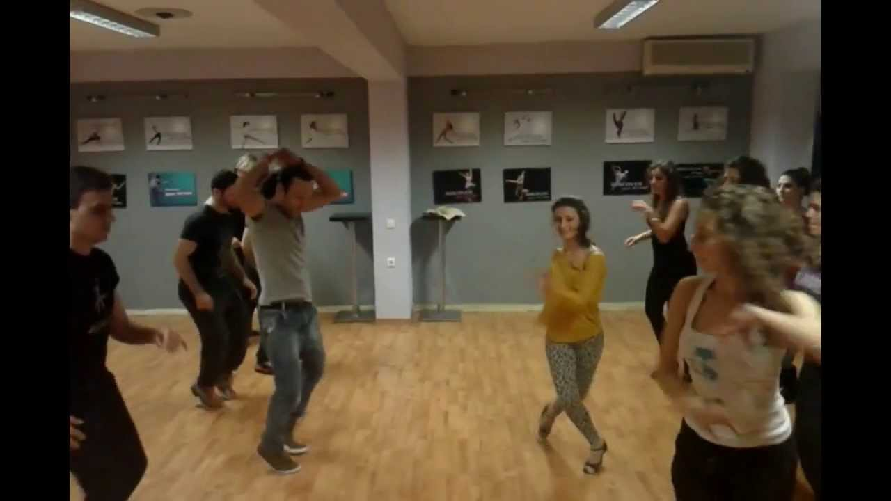 Salsa Classes Step Up Dance Studio Thessaloniki Youtube