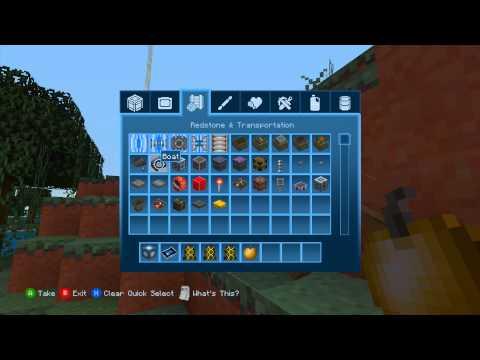 Minecraft Xbox - DINOSAURS (halo Mashup pack)