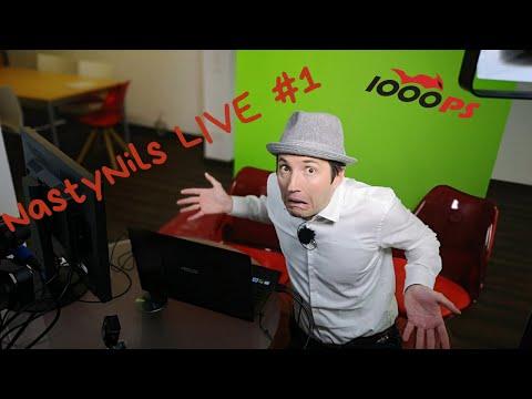 NastyNils Live #1 - Einem Affen Fahrradfahren beibringen