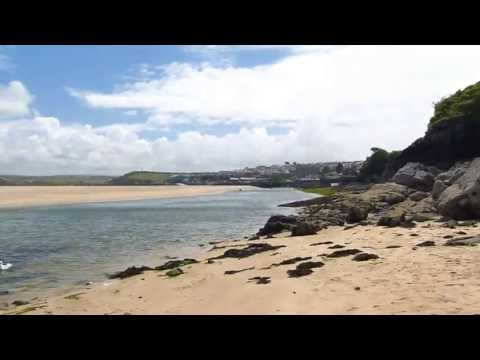 Cornwall Walk, Trevone Bay to Padstow with Ray & Lesley Cordell