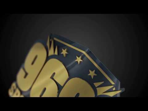 9698 sports club logo CGI