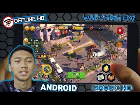 SIIPP !! : GAME WAR STRATEGY OFFLINE GRAFIK HD DI ANDROID