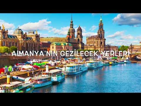 Almanya'nın Gezilmesi Gereken Yerleri