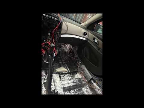 полная аудио подготовка и шумоизоляция шевроле круз (Chevrolet Cruze)