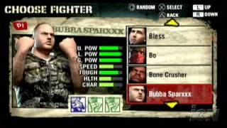 Def Jam Fight for NY: The Takeover Sony PSP Trailer - Def