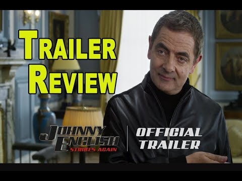 Johnny English Strikes Again | Action, Adventure, Comedy Movie Review |