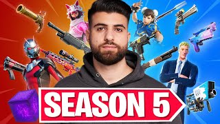 The Big Problem With Fortnite Season 5