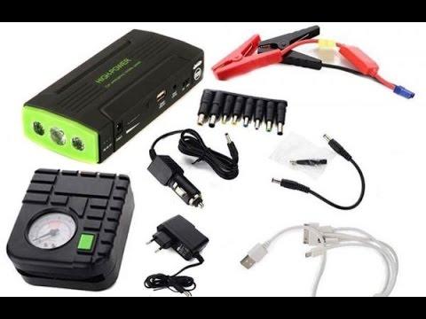 بنك الطاقة المتنقل Km09 لجميع انواع الهواتف واللابتوب وشحن بطارية السيارة   External Power Bank