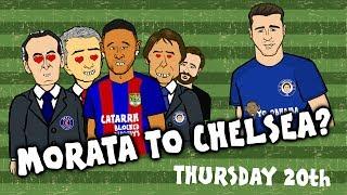 MORATA to Chelsea! Neymar to PSG, Man Utd, Chelsea? Hernandez to West Ham?