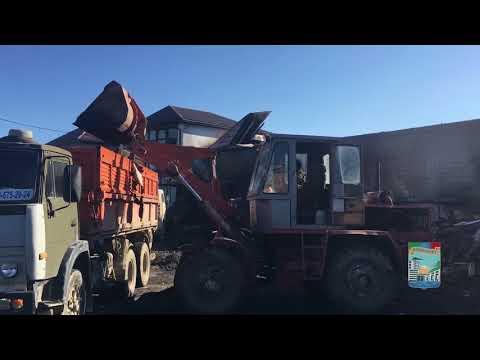 Начались восстановительные работы на сгоревшем вещевом рынке (г.Кизилюрт, 1 февраля 2018 года)