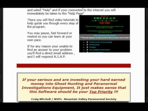 Grab these ghost-hunting PC tools when paranormal activity is at its peak