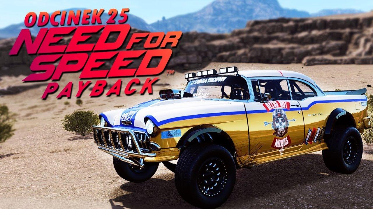 Need for Speed Payback PL (DUBBING) #25 – SUPER KONSTRUKCJA VS EKIPA O.S.T.R. – PC