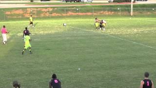ASC Fallen Warriors 2013 7 on 7 Highlights