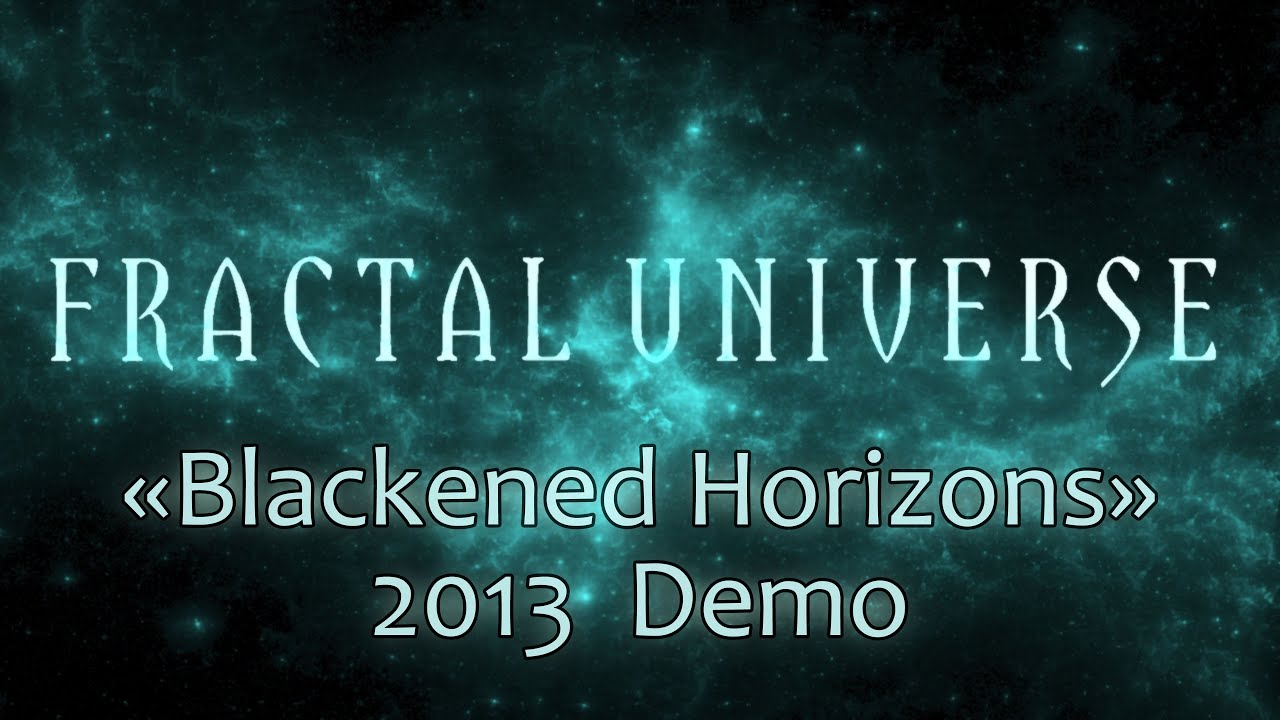 "Donation Goal Reached: ""Blackened Horizons"" (2013 Demo)"