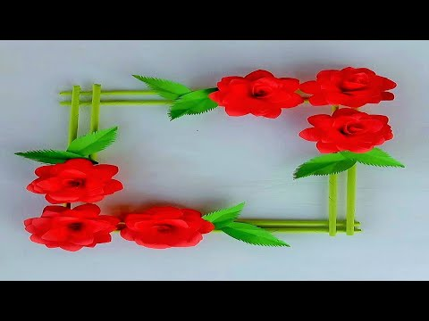 origami-paper,-paper-flower-wall-decorations,-paper-flower-wall-hanging