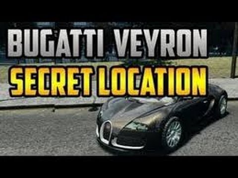 gta 5 free bugatti veyron gta v rare car secret location tutorial youtube. Black Bedroom Furniture Sets. Home Design Ideas