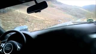 Audi rs4 b7 4.2 v8 engine _ 420ps testfahrt - impressions drive & review  full hd