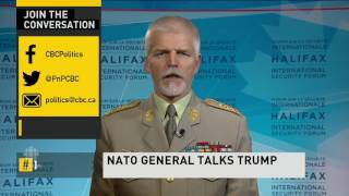 Top NATO General on what the election of Donald Trump means to the Alliance