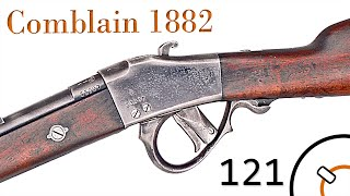 Small Arms of WWI Primer 121: Belgian Modele 1882 Comblain