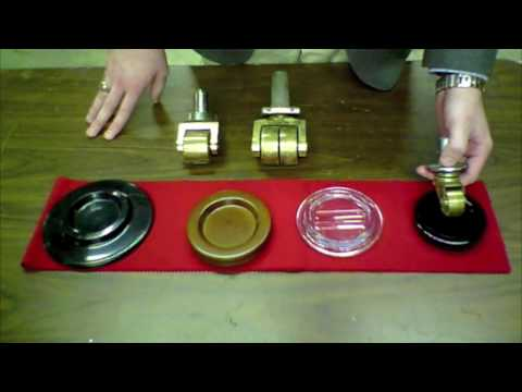 Superbe How To Buy Piano Caster Cups   YouTube