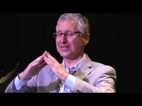 How music conveys messages | Yehuda Hanani | TEDxFultonStreet