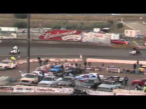 Santa Maria Speedway 8-11-12 :: California Lightning Sprints