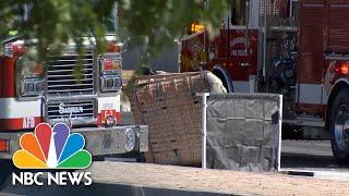 Multiple Killed in Albuquerque Hot Air Balloon Crash