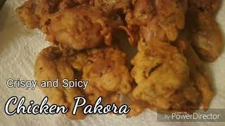 Chicken pakora recipe @Samee cooking recipes
