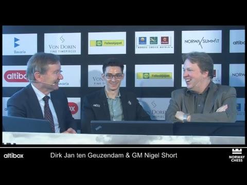 Altibox Norway Chess Round 9