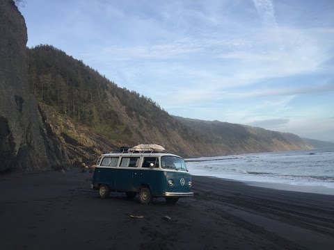 CROSS COUNTRY ROADTRIP IN A VW BUS