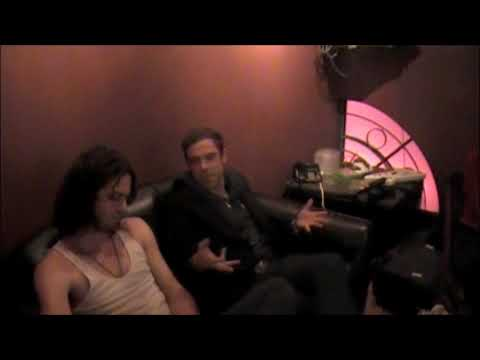 The Airborne Toxic Event Interview 2009