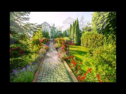 Ландшафтный дизайн усадьбы