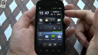 обзор Google Nexus S и Android 2.3 от Droider.ru