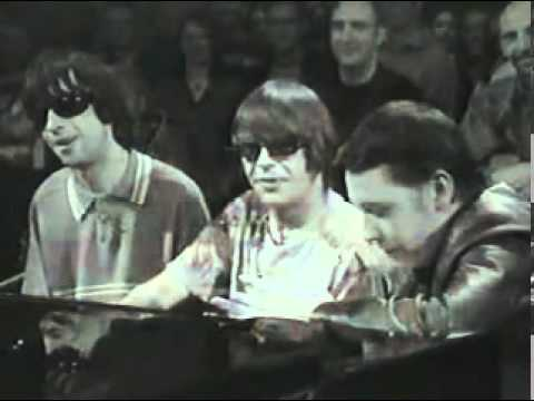 Primal Scream - Jools Holland 1997 Interview