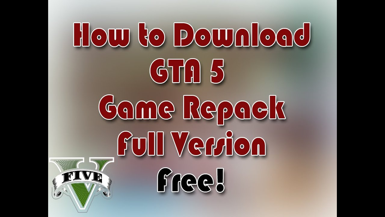 [hindi  ���िन्दी] How To Download Gta 5 On Pc For Free  Easy Way To Download  Gta 5