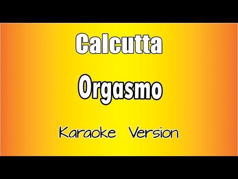 Karaoke Italiano - Calcutta - Orgasmo