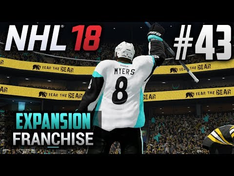 NHL 18 Expansion Franchise | Quebec Dorsals | EP43 | DID WE MAKE IT? OR ARE WE CURSED? (S4G82)
