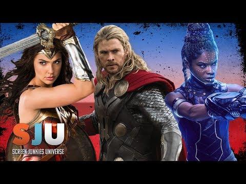 Here's Why Mila Kunis WON'T Play a Superhero - SJU