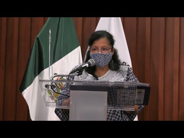 Discurso de Nashieli Ramírez Hernández, Presidenta de la CDHCM, en la Firma de Convenio con INBAL