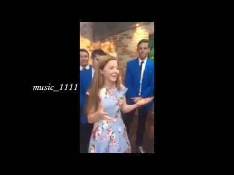 Lexi Walker and BYU Vocal Point at Fox13 (Facebook-Live)